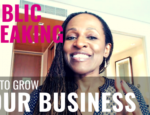 Public Speaking – How to grow YOUR BUSINESS