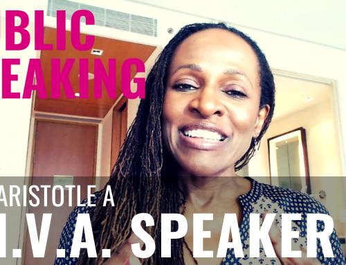 Public Speaking – Was Aristotle a D.I.V.A. SPEAKER