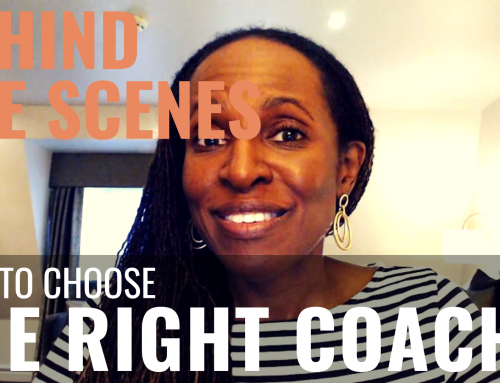 Public Speaking (BEHIND THE SCENES) – How to choose THE RIGHT COACH